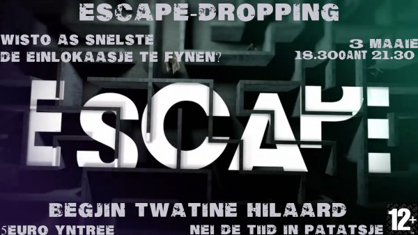 escape-dropping (De Koepel)
