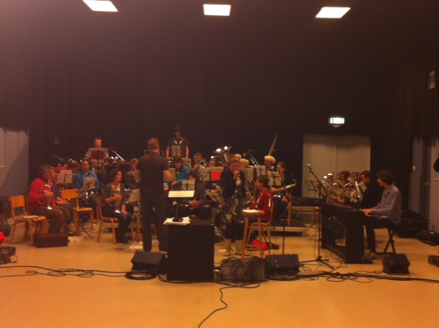 Repetities Valentijnsconcert