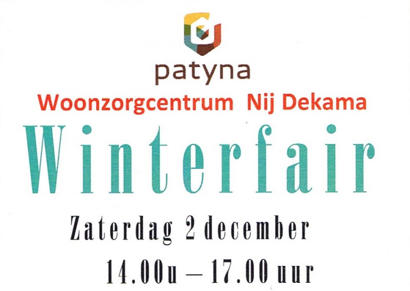 Winterfair in Nij Dekama